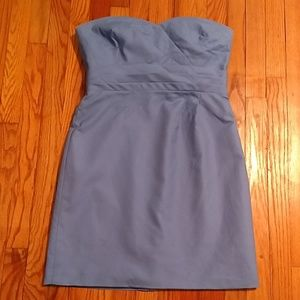 J. Crew Strapless Sweetheart Dress